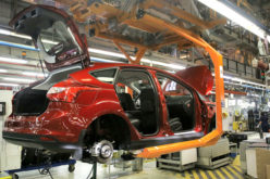 Ford Sollers Vsevolozhsk factory have stopped production until the 8th of June
