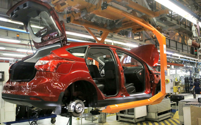 Car production has increased by 21% in Russia within the January-April 2017 period
