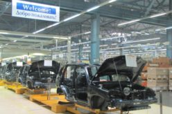 Car production has shrunk by 21.9% in Russia in April