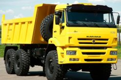 KAMAZ sales fell by a quarter in 2015, to 29,000 trucks