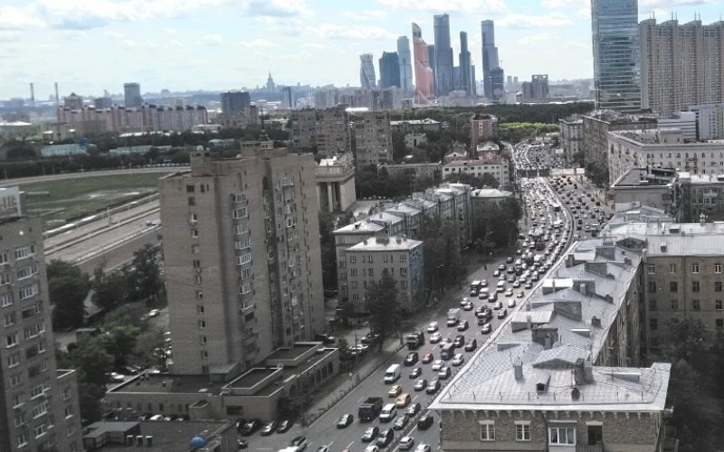There are 39.3 million automobiles in Russia
