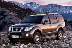 Nissan has started the test production of Pathfinder in its St. Petersburg factory