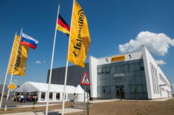 Continental has opened its third factory in Kaluga