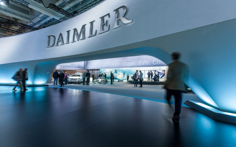 "Daimler: ""Russian vehicle market will continue to shrink due to the sanctions and recession"""