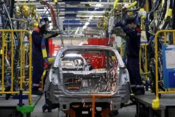St. Petersburg automotive industry has shrunk by 23% in October