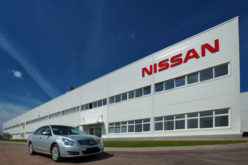 Nissan St. Petersburg plant has suspended production for two weeks