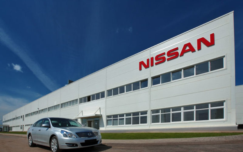 Nissan has doubled its production in Russia within the first six months