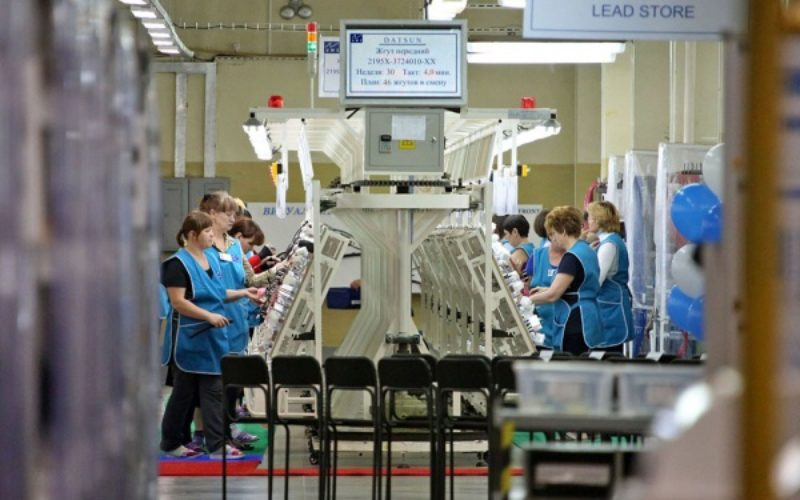 Russo-Japanese partnership Ural Wiring Systems has commenced operations in Yekaterinburg