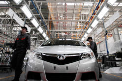 Great Wall Motors has started the construction a factory in Tula