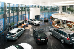 Yekaterinburg automobile market has shrunk by 15% during the first six months