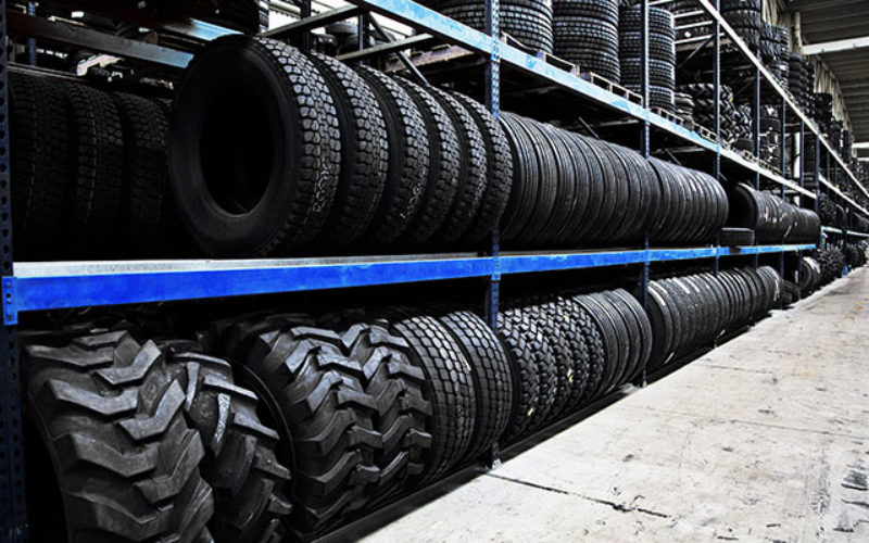 Over 21 million rubber tyres have been sold in Russia during the first half of the year