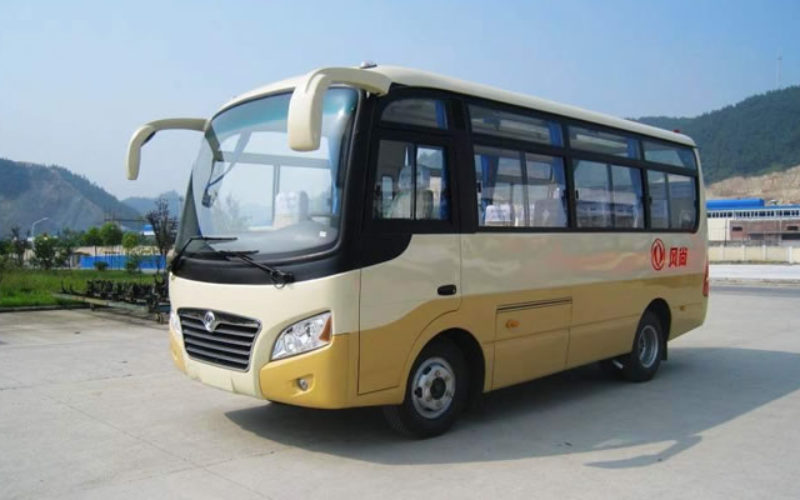 Chinese Dongfeng will manufacture buses in Saratov Region