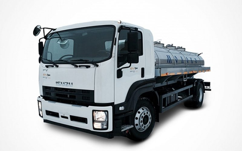 Sollers-Isuzu has started the production of Forward-series trucks