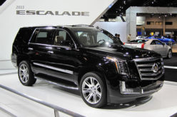 GM will start the production of Escalade and Tahoe in St. Petersburg in 2015