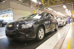St. Petersburg car production has been on the decline for four months