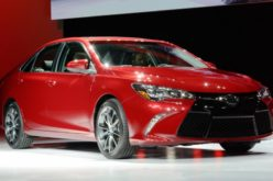 St. Petersburg Toyota factory starts the production of new Camry