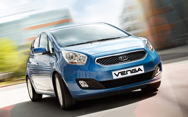 Avtotor has started the production of the renewed KIA Venga