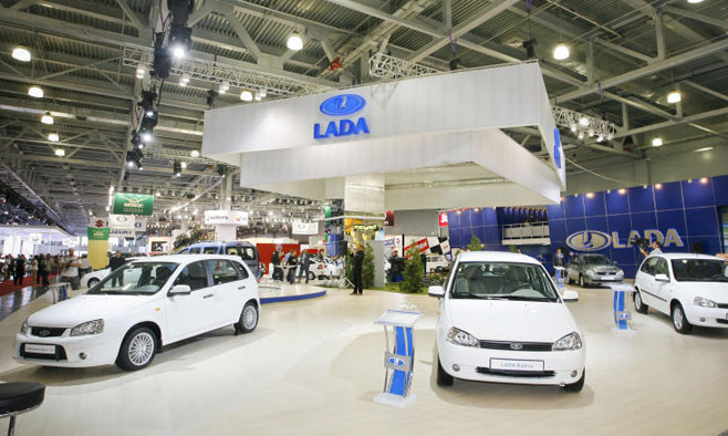 Russian car manufacturers - LADA