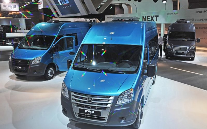 Russian LCV market has grown by 19% in April