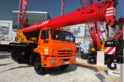 KAMAZ and Palfinger have established two facilities in Russia