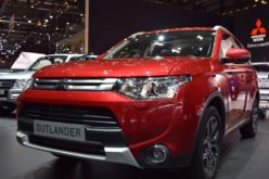 Kaluga PSMA Rus has started the production of the renewed Mitsubishi Outlander