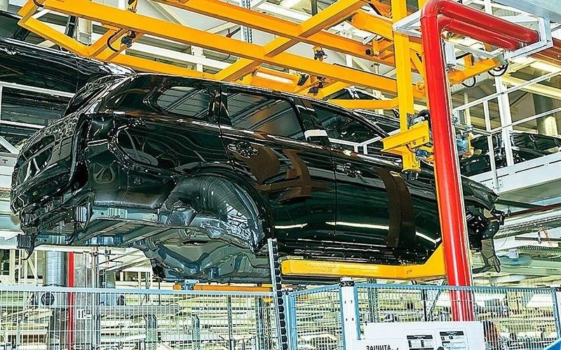 Russian vehicle production has increased by 19% within the first half of 2017