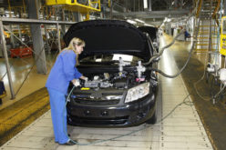 The average number of employees has fallen by 15% in Avtovaz in a year
