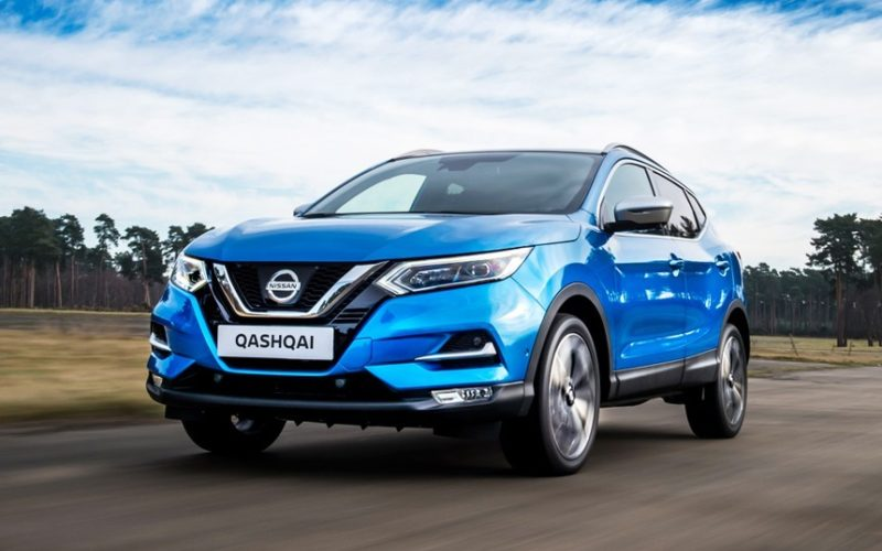 Nissan will start the serial production of Qashqai in its St. Petersburg plant in October