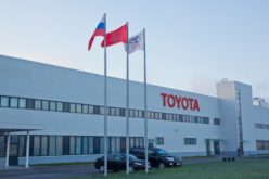 Toyota continues modernisation works at its St. Petersburg plant