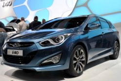 Avtotor has started the production of the renewed Hyundai i40