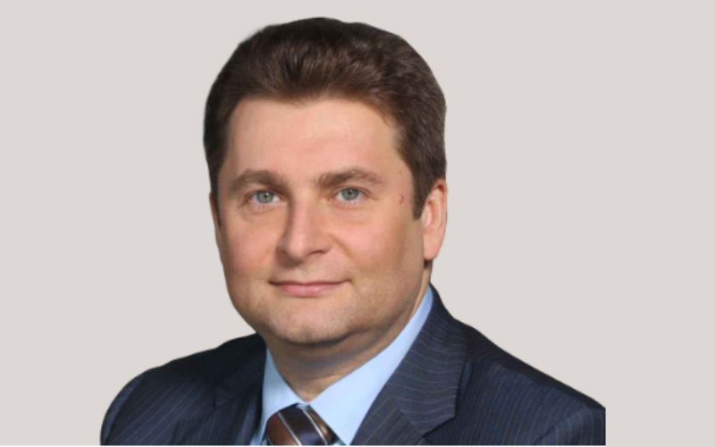 Alexander Morozov has been appointed to the vice presidency of industry and commerce