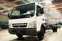 Mercedes-Benz Vostok and Fuso KAMAZ Trucks Rus are merging