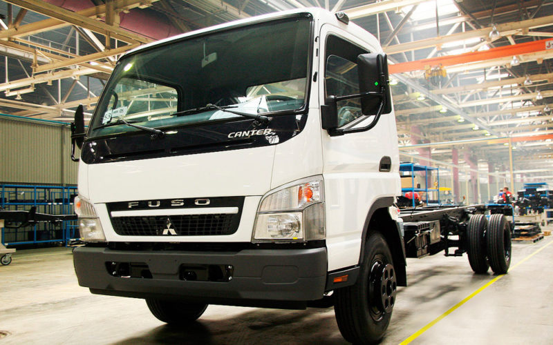 Fuso production will resume in Tatarstan in September