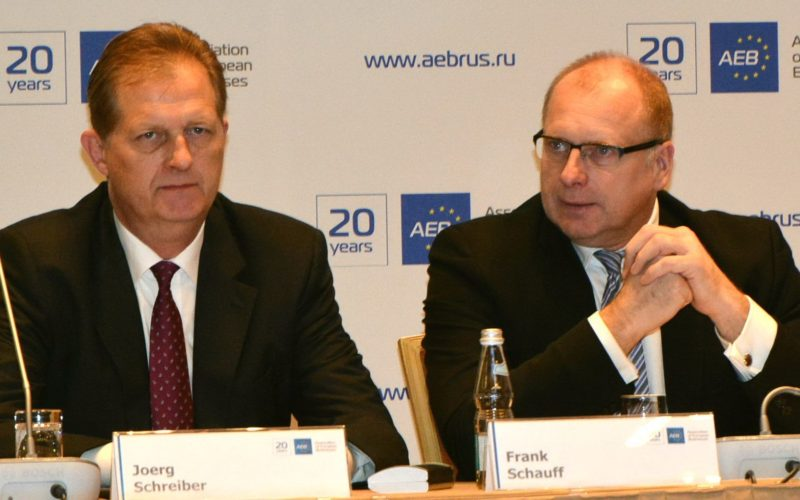 AEB has pushed up its prediction for Russian automobile market in 2015