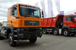 Russian truck market has shrunk by 16.5% in May 2014