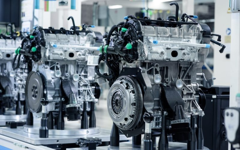 Volkswagen has opened the Kaluga engine factory
