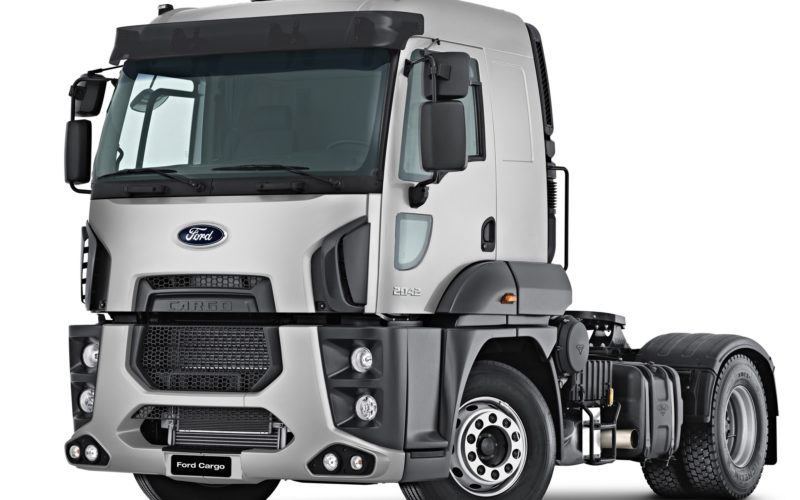 Avtotor has started the serial production of Ford Cargo
