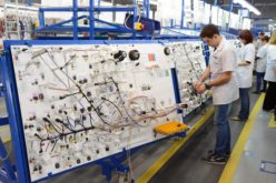 Fujikura has established a car cable factory in Chuvashia