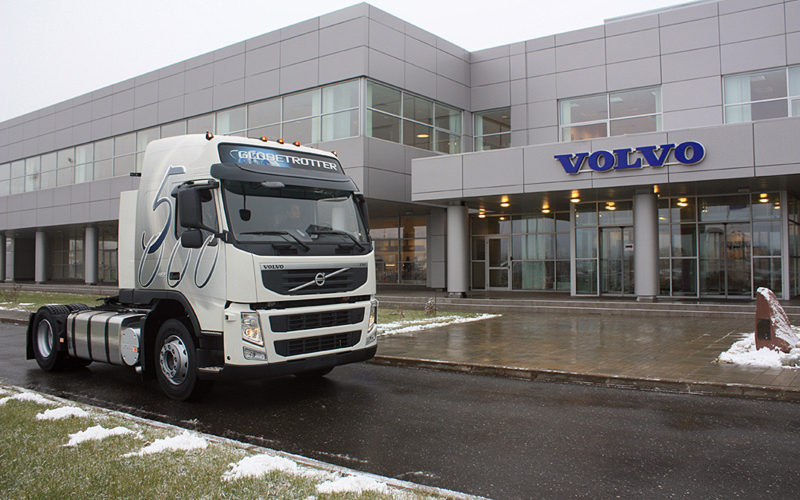 Volvo Kaluga plant will increase truck production