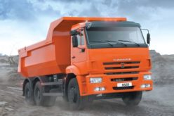 KAMAZ has delivered trucks to Turkmenistan