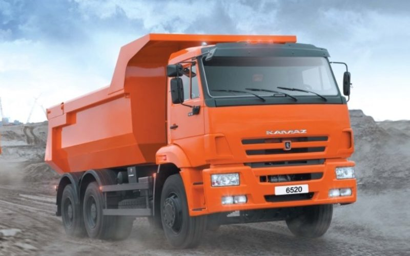 56% of Russian truck market belongs to KAMAZ
