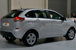 AVTOVAZ has started the production of LADA XRAY