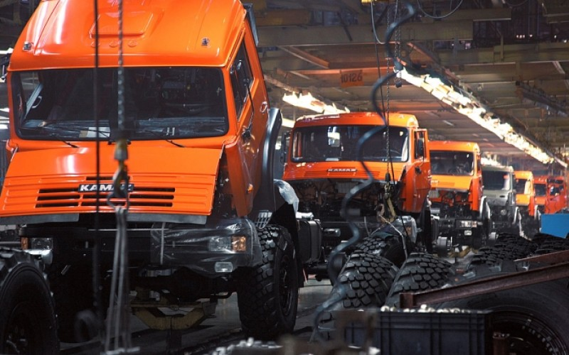 KAMAZ has made a net profit of more than 279 million rubles in 9 months