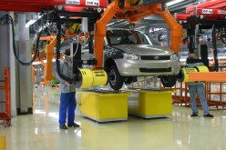 Russian car factories are taking new year holidays