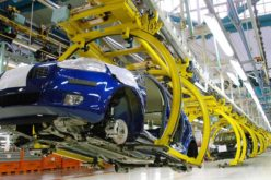 Passenger car production has risen by 42% in August