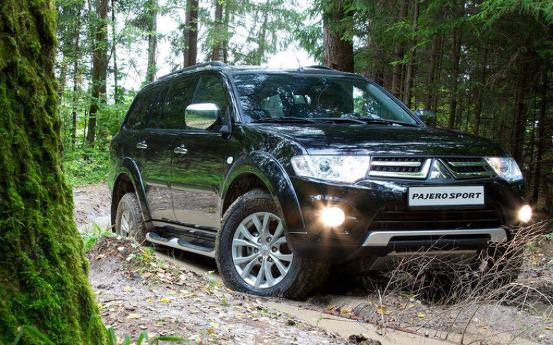 Mitsubishi discontinues the assembly of Pajero Sport in Russia