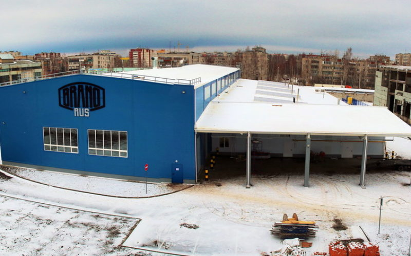 Brano Group has started the production of automotive components in Nizhny-Novgorod Region