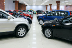 Car imports to Russia have fallen by 18.6% during the January-August period