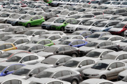 Car imports have fallen by a third in five months of 2016