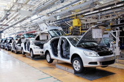 Car production has declined by 21.7% in Russia in April